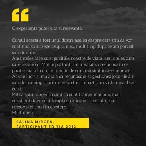 Testimonial Calina Mircea (1)