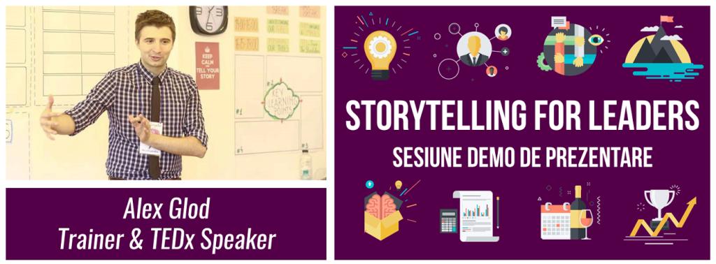 demo Storytelling for Leaders