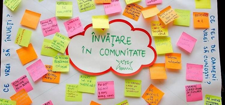 Comunități de practică și învățare, 4 iunie 2016