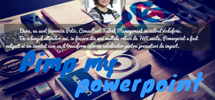 Pimp My PPT: PowerPoint Skills for Trainers, 12 mai 2016