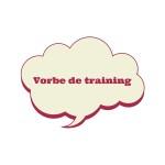 Vorbe de training