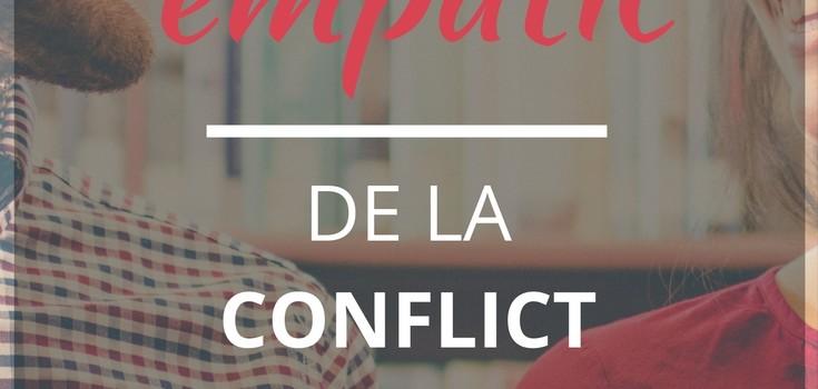 Cuplul empatic: de la conflict la conectare, atelier-pilot cu Madi Mihalcea, 27 septembrie 2016