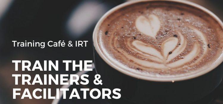 Train the Trainers & Facilitators, martie-aprilie 2021 online