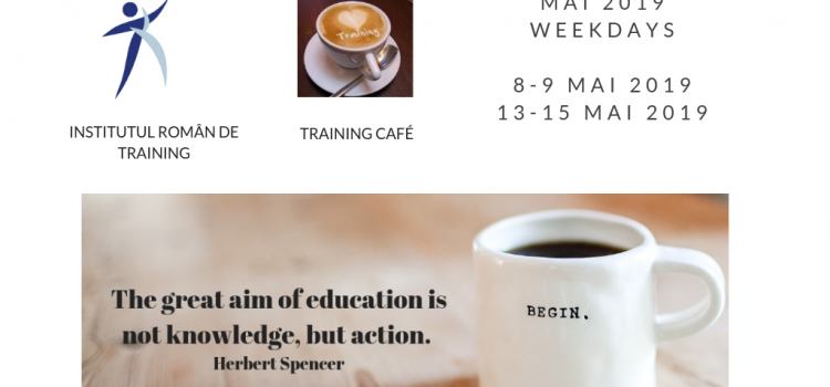 Train the Trainers mai 2019 weekdays